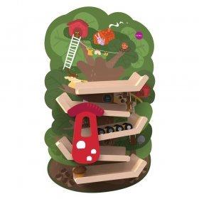 Vertiplay Игрушка на стену - Приключение на вершине дерева